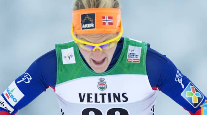 Kathrine Harsem är tillbaka i det norska landslaget. Foto: Nils Petter Nilsson