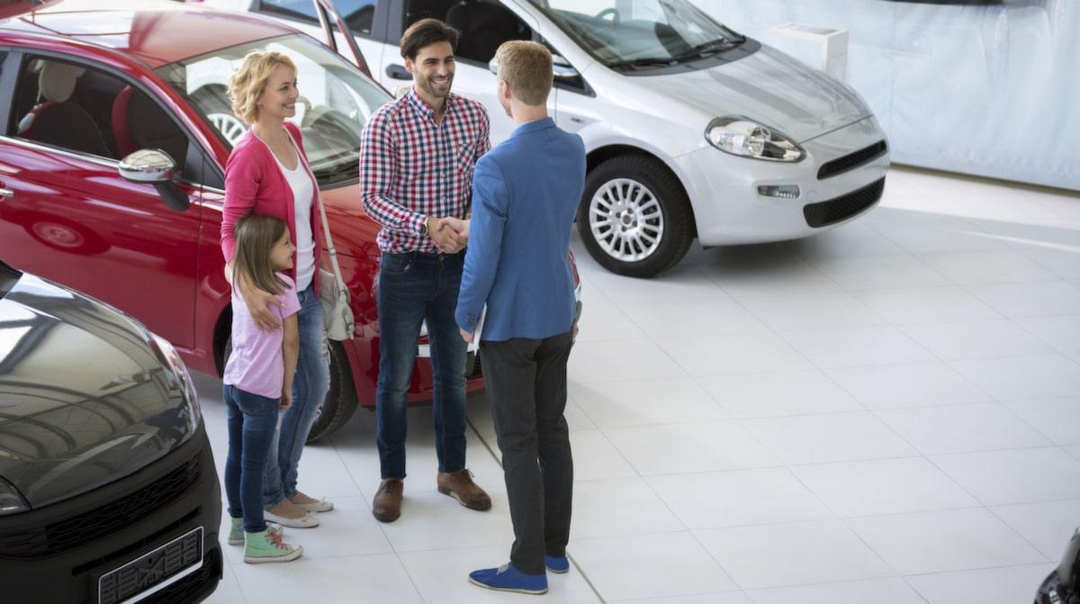 bilfirmor som köper begagnade bilar