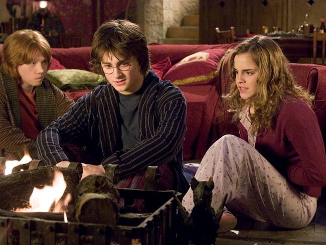 Kaféet har hämtat inspiration från filmerna om Harry Potter.