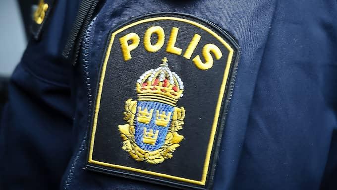 Polisen uppger för TT att en förundersökning pågår. Foto: PEO MÖLLER / KVP/EXPRESSEN