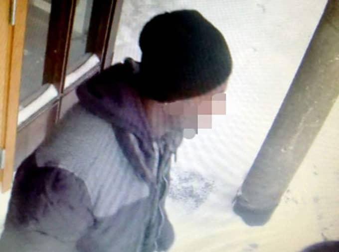 SVENSK KRIMINELL LIGA. Fyra maskerade unga män ertappades på en övervakningskamera i Oslo. Nu åtalas de för minst fem inbrott.