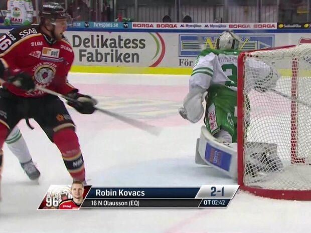 Höjdpunkter: Luleå-Rögle