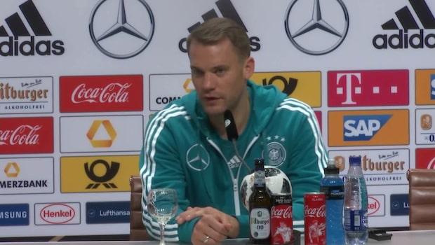 """Neuer: """"Det finns ingen spricka"""""""