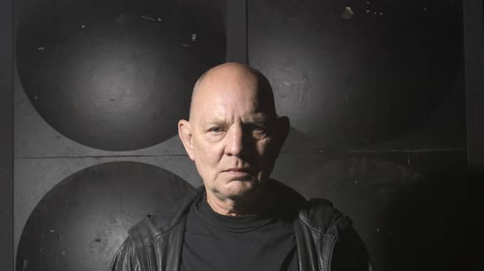 Lars Norén. Foto: HENRIK MONTGOMERY / SCANPIX / SCANPIX SWEDEN