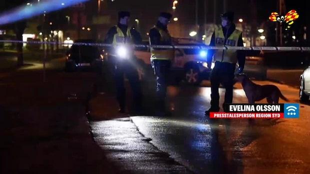 """Polisen: """"Har avlidit till följd av sina skador"""""""