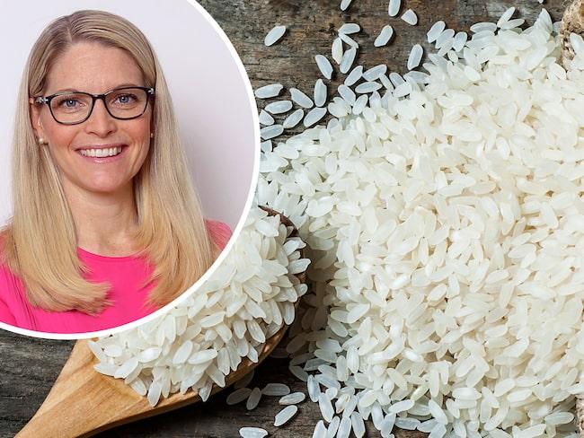 Vad är bra att äta i stället för ris?