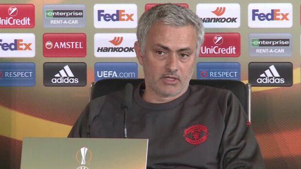 """Mourinho: """"Vore den perfekta finalen för oss"""""""