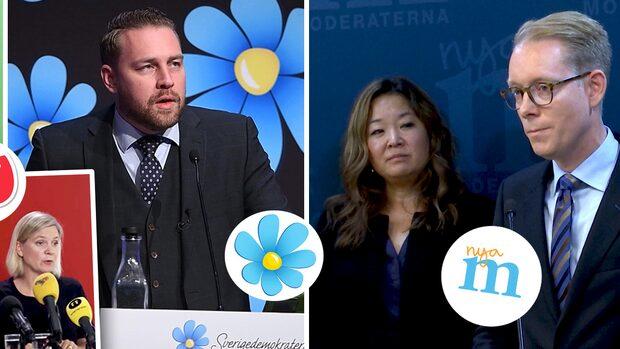 Dagens politiknyheter: Billströms utspel om SD – och miljardsatsning på klimat