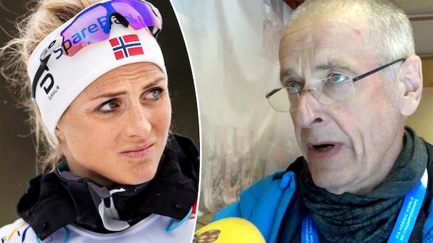 """Skidsnack: Slår tillbaka mot Johaug: """"En bluff"""""""