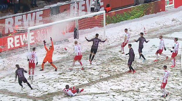Highlights: Köln-Freiburg 3-4