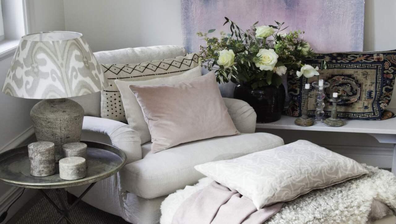 Sovrum – inred fint med vackra pasteller  Leva & bo