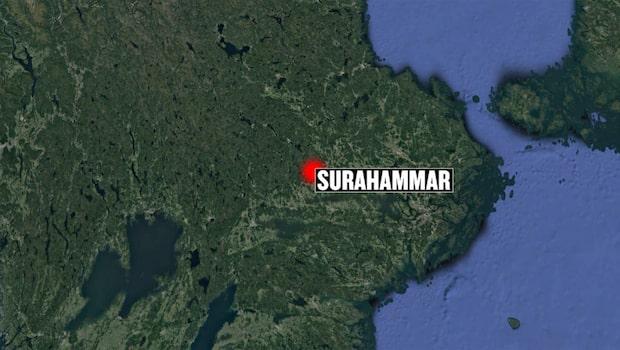 Singelolycka i Surahammar - tre personer döda