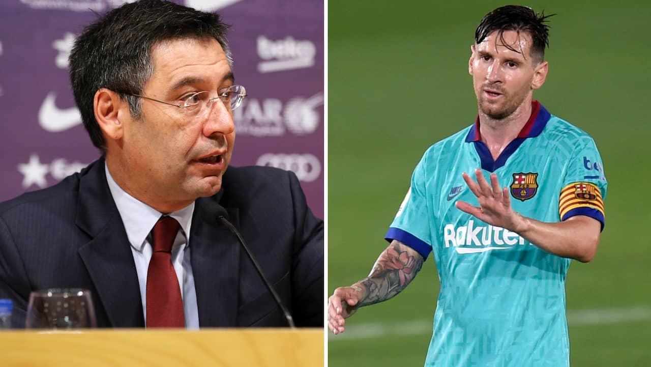 """Avslöjar Messis beslut: """"Han har sagt till oss"""""""