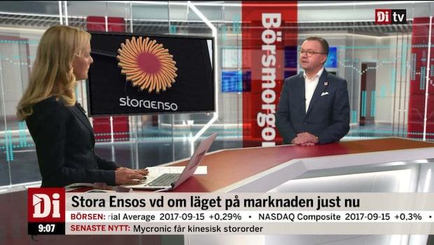 """Sundström: """"Konjunkturen är på väg upp"""""""