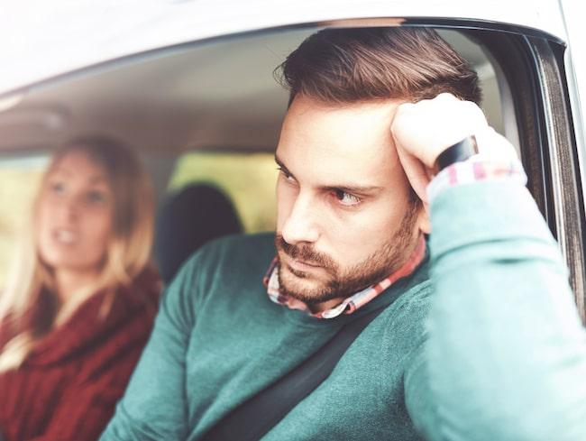 22 procent av alla storasyskon har varit med om en trafikolycka.