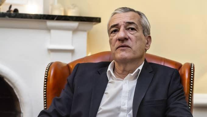2000 blev Boris Benulic utsedd till vd för elbolaget Kraft & Kultur. Han är skyldig till att ha blåst upp företagets intäkter med 1,5 miljarder kronor Foto: MICHAELA HASANOVIC