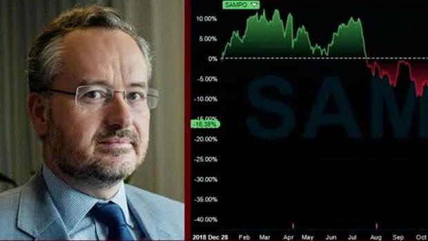 """Aktiestrategen: """"Köp finska finansbolaget Sampo"""""""