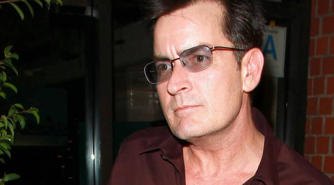 Charlie Sheen. Foto: STELLA PICTURES