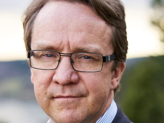 Mattias Bergman, vd på BIL Sweden