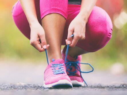 Träning kan både användas för att behandla depression och i förebyggande syfte.