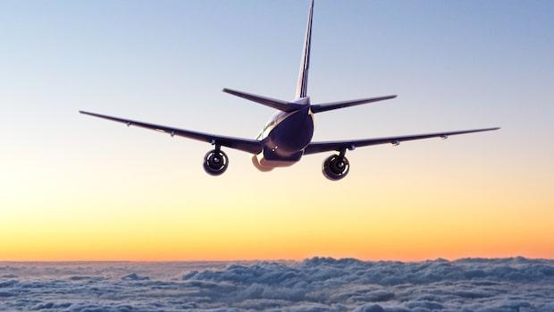 Flygbolagets vd: Vi ser över reglerna för internationella passagerare