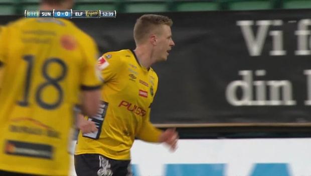 Per Frick ger Elfsborg ledningen