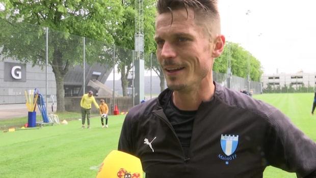 """Rosenberg inför derbyt: """"Nu har vi energi i 90 minuter"""""""
