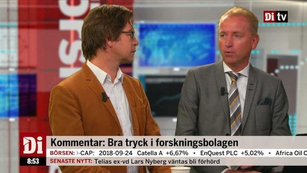 """Olavi: """"Bäst är att köpa en biotechfond"""""""