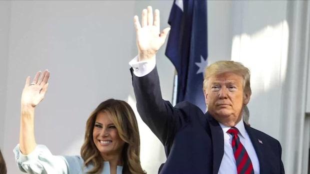 Vem är Melania Trump – och vad gör en First lady?
