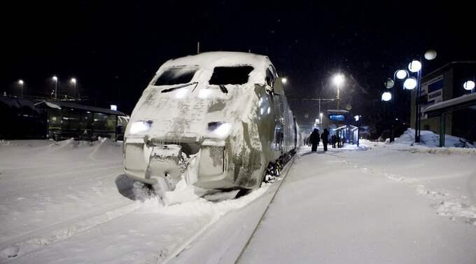 FÖRSUMMAT UNDERHÅLL. För att Sverige ska få en järnvägstrafik som är värdig ett civiliserat land måste underhållet höjas ordentligt. Foto: Andreas L Eriksson