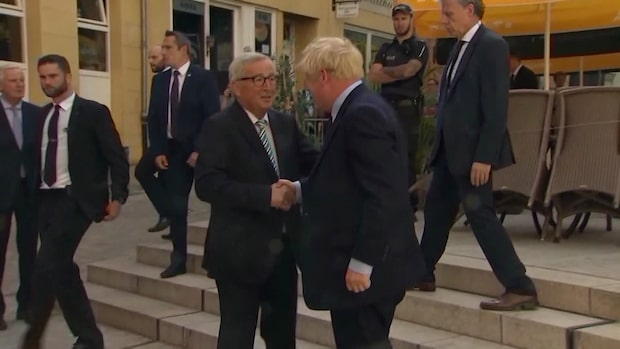 Boris Johnson föreslår nyval efter brexitkaos