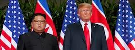 Nytt möte mellan Trump  och Kim Jong–Un i februari
