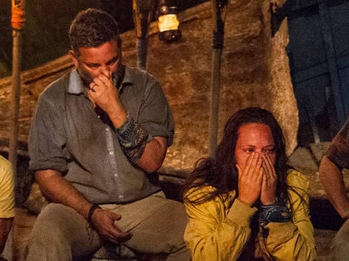 Jeff Varner (Till vänster) Foto: CBS