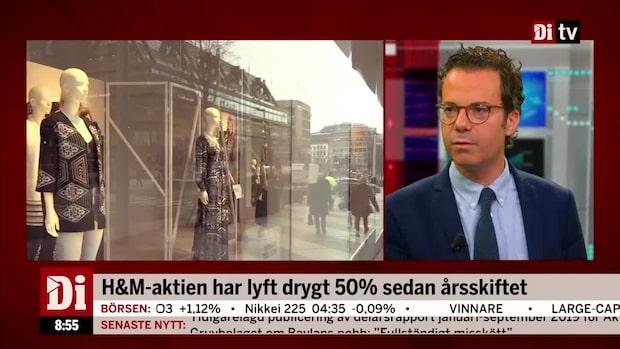 """Blecher om H&M och MQ: """"Jag tror att konsumtionen av kläder kommer minska"""""""