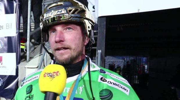 Anders Svensson matchhjälte för Edsbyn