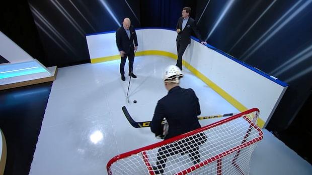 """Håkans Hockeyskola: """"Han har en utsökt teknik"""""""