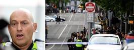 Knivattack i Melbourne   – misstänkt terrordåd