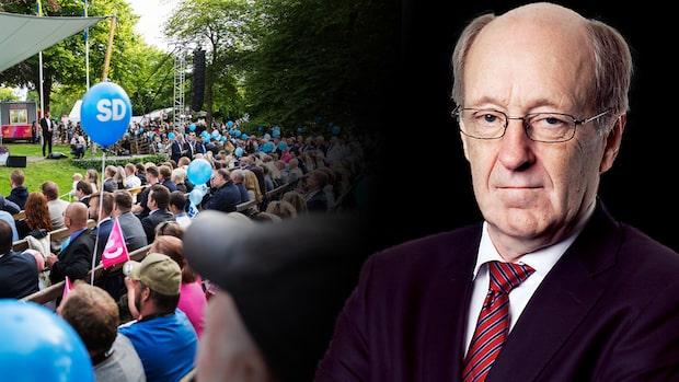 """K-G Bergström: """"Partiets rykte har klart blivit sämre jämfört mot förra sommaren"""""""