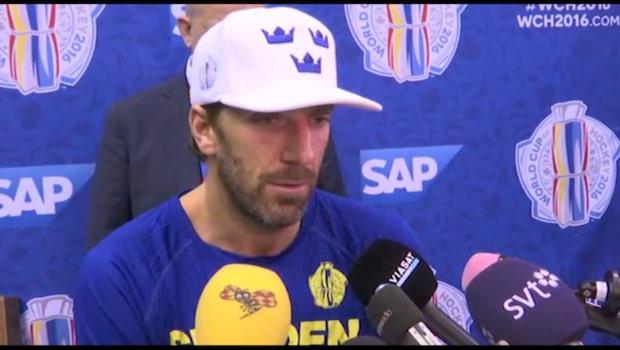 """Lundqvist: """"Det svider"""""""