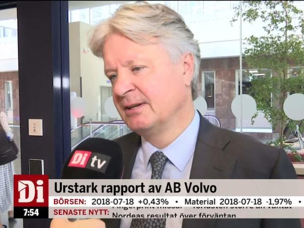 """Nordeas vd: """"Finns många ljuspunkter i resultatet"""""""