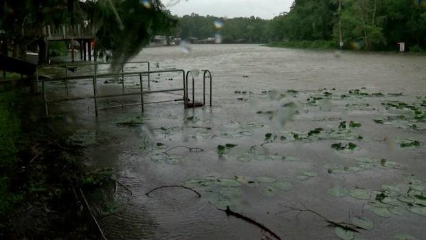 New Orleans undkom stormen Barry – men faran är inte över