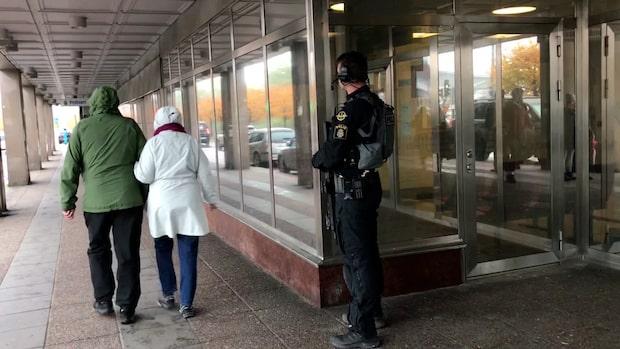 Polisstation i Göteborg har hotats – stor insats
