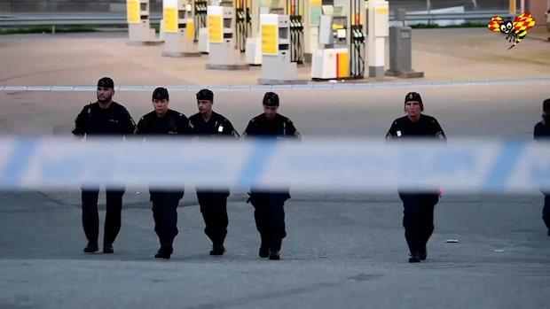 Polisen kan ha hittat den vita kombin som kopplas till dödsskjutningen