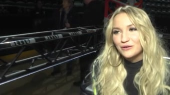 """Olivia: """"Folk blir förvånade över vad som händer"""""""