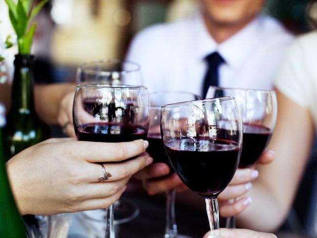 Om 160 sorter inte räcker för dig har man även en stor vinkällare med exklusiva viner på flaska