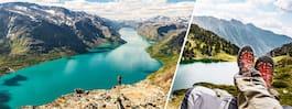 Världens 8 vackraste vandringar