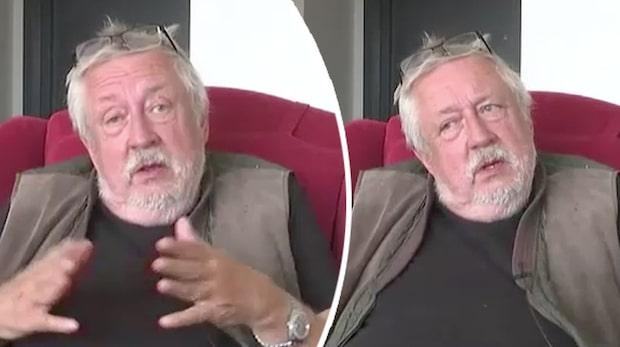 Leif GW Persson om vad som hände Kim Wall på ubåten