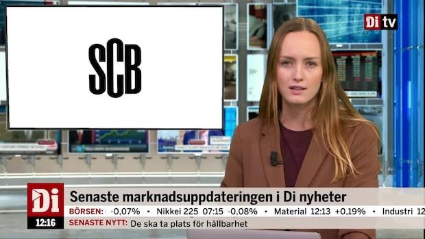 Di Nyheter: Lättande inflationssiffra från SCB