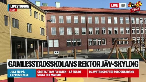 Rektor skyldig till jäv - anställde flera släktingar