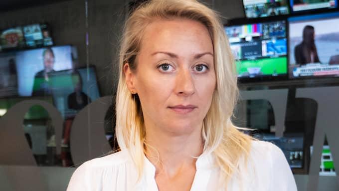 Catarina Lundbäck, Expressens kriminalkrönikör. Foto: THOMAS ENGSTRÖM